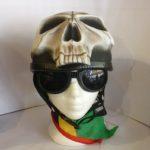 Half Skull-White Skull-2