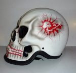 white-with-red-skull